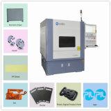 Corte a Laser de CO2 e gravura da Máquina para materiais de Filme sendo