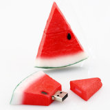Pen Drive Rouge Fruit USB Flash Drive Memory Stick / Thumb 4G 8g 16g 32g 64G Watermelon Flash Pendrive Key U Disque Stockage externe