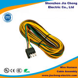 Molex 4 Pin-Gehäuse-Draht-Verdrahtung für multi Pole-Verbinder