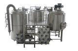 sistema di chiave in mano della pianta della fabbrica di birra della birra 400L