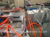 WPC Profil, das Maschine/Profil-Strangpresßling-Zeile bildet