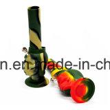 Tubulação de água de fumo do vário silicone da cor (DD5)