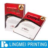 広州の印刷のハードカバー本