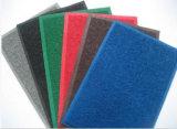 Gleitschutz-Belüftung-Ring-Fußboden-Tür-Matte mit Schaumgummi-Schutzträger