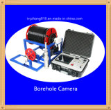 Bohrloch-Kameras, 500m Wasser-Vertiefungs-Inspektion-Kamera
