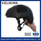 Casco a prova di proiettile veloce di colore del Tan per i militari