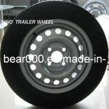 트레일러 바퀴와 트레일러 타이어 14X5.5는 유럽 트레일러 바퀴 고속 트레일러 바퀴를 완료한다