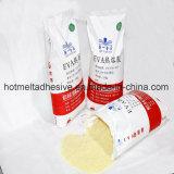 Pegamento caliente del derretimiento de los gránulos para el Closing del cartón de la lechería