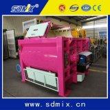 Compulsary Doppelwelle-konkrete Mischmaschine für Verkauf