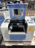Jq 4030 Mini-CO2 Laser-Stich-Kunst-FertigkeitEngraver