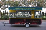 Fournir la remorque de nourriture/véhicule de nourriture la bonne qualité et le service