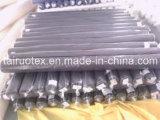 Tessuto 100% del taffettà del poliestere 210t per il tessuto del rivestimento dell'indumento