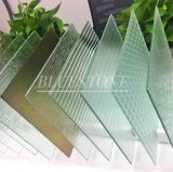 Het kleurrijke Decoratieve Gelamineerde Glas van de Veiligheid Bouw