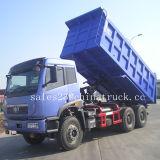 O melhor caminhão de descarga do Tipper do preço 35t LHD/Rhd 340HP 6X4 Faw 10-Wheel para Sle
