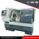 Металла плоской кровати высокого качества цена Ck6136A-2 машины Lathe CNC горизонтального поворачивая