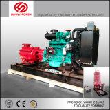 86kw motor Cummins Diesel Bomba de agua para el sistema contra incendios