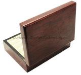 Rectángulo de madera de la mancuerna de la alta calidad con el grano de madera
