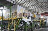 Gomma residua di Genox che ricicla macchina con la certificazione del Ce