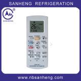 Condicionador de ar rachado de controle remoto