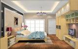 현대 나무로 되는 옷장 옷장 침실 가구 (zy-010)