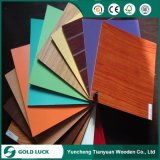 3 ~ 25mm Waterproof Laminated MDF Board