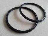 Junta de goma, anillo o, anillo de X, sello de aceite hecho con NBR, Viton, silicón