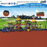 Équipement de glissière en plastique Outdoor Outdoor Playground HD-Tse003