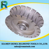 Профилирование добычи алмазов Romatools колеса для гранита мрамора и песчаника