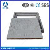 Housse de carcasse en béton carré anti-effraction pour fibre de verre
