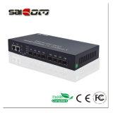 1000Mbps光学8GX+2GEは速いイーサネットスイッチを移植する