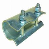 При нажатии кнопки основы для муфты втулки хомуты трубки