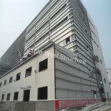 Fabrik-aufbauende Stahlkonstruktion-Werkstatt mit konkurrierenden Kosten