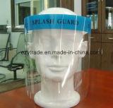 Escudo de rosto de segurança / Protetor de meio capacete / Protetor de rosto com SGS