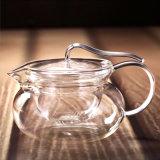 Высокий чайник боросиликатного стекла с Infuser (CHT8151)