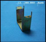 Colorear los resortes del metal de hoja revestida del polvo