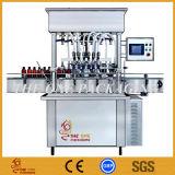 Machine de remplissage liquide de pâte et de crème de remplissage de sauce