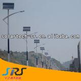 25W 6m LED Solarstraßenlaterne
