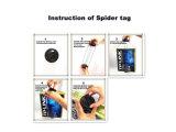 Etiqueta del abrigo de la araña de la etiqueta de la alarma de EAS