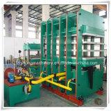 China-Lieferanten-Qualitäts-Rahmen-heiße Platten-vulkanisierenpresse-heißer Verkauf