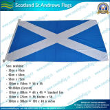 90X180cm 160GSM 스코틀란드 St Andrews Flag (NF05F09003)