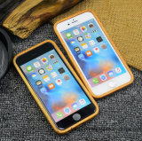 حقيقيّة خشب ينقش ليزر خشبيّة متحرّك تغطية حالة لأنّ [إيفون] [6/6س] [سكورج] ينحت هاتف حالة
