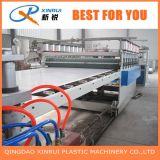 L'extrusion en plastique de panneau de construction de bâtiments de PVC font la machine