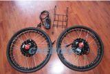 24V 180W sin escobillas Hub Motor para el Kit de silla de ruedas eléctrica