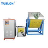 鋼鉄鉄の銅の中間周波数の誘導加熱溶ける機械