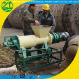 牛かブタまたは鶏肥料または動物の肥料または肥料の肥料の固体液体の分離器