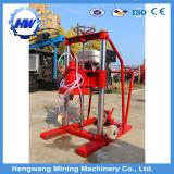 Máquina de plataforma de perfuração de amostragem de núcleo rotativo de melhor preço