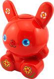 소리 (RB10114)를 가진 토끼 동전 은행