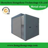 Piezas de la embutición profunda de la fabricación del rectángulo del metal de hoja