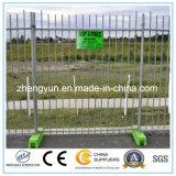 Cerca provisória soldada da cerca do engranzamento de fio