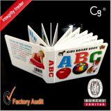 China Impresión a todo color barata del libro del niño de la cartulina de Hardcover, impresión del libro de la etiqueta engomada, impresión del libro de la tarjeta de los cabritos